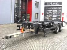 remorca Schmitz Cargobull ZWF 18 / BPW-Achsen / NEU LACKIERT!