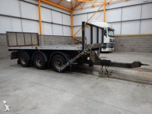 rimorchio Kel-Berg TRI AXLE FLATBED DRAWBAR TRAILER - 2005 - C181231