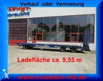 rimorchio Müller-Mitteltal 3 Achs Tieflader 9,55 m Ladefläche