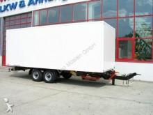 remorca furgon noua