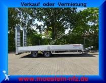 remolque Moeslein 19 t Tandemtieflader mit ABS, Luftgefedert