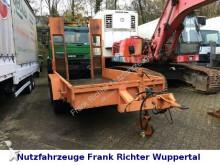 remorque Müller-Mitteltal stabiler Baggertransportanhänger,mit Rampen