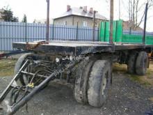 rimorchio trasporto tronchi usato