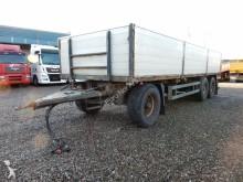 remolque caja abierta Schmitz Cargobull