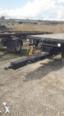 Trouillet flatbed trailer
