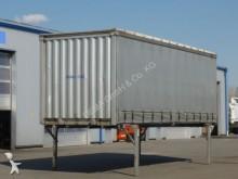 remorque porte containers Krone