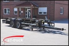 remolque Schmitz Cargobull ZWF 18, Midi,Tandem, höhenverstellbar, Langhub