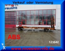 remolque Müller-Mitteltal 2 Achs Tieflader Anhänger
