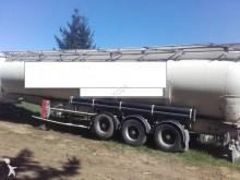 remolque cisterna gránulos / polvo Benalu