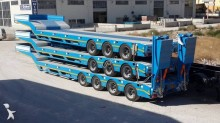 Lider heavy equipment transport trailer