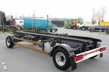 remolque Record ROLL OFF HOOK CONTAINER CHASSIS TRAILER ROBERTZ AWL