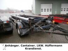 remolque Hüffermann 2-achs Muldenanhänger / HMA 18.20