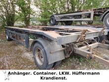 remorque Hüffermann 2-achs Kombianhänger / HKA 18.70