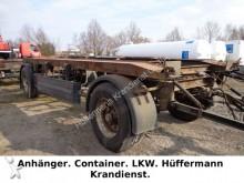 remorque Rohr 2-achs Abrollanhänger / GNZ 18