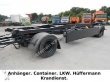 remorque Hüffermann 2-achs Abrollanhänger / HSA18.70L