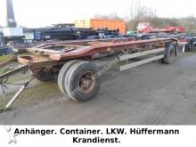 remolque Hüffermann 2-achs Abrollanhänger / HARRAS 18.65