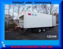 remolque Moeslein Tandem Koffer mit LBW + Durchladbar