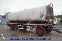 reboque nc Bitumenanhänger Lager Bitum 20000 l mit Heizung