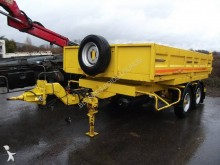 Louault tipper trailer