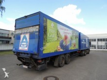 Kögel refrigerated trailer