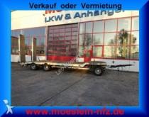 remolque Müller-Mitteltal 3 Achs Tieflader Anhänger
