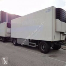 Schmitz Cargobull 4 x KO18 Maxima 1000 Rohrbahn Fleisch trailer