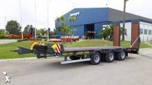 Invepe 3 essieux centraux heavy equipment transport