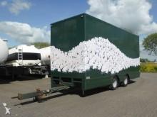 rimorchio furgone Renders