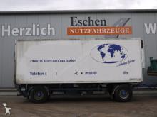 remolque Schwarzmüller Kühlkoffer, Carrier Mistral T850 LBW, SAF-Achsen