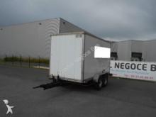 rimorchio furgone Carspeed