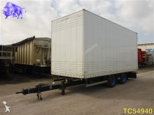 remolque Samro Container Transport