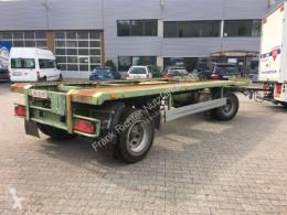 Schmidt Abrollanhänger,HU05/18,guteRe trailer