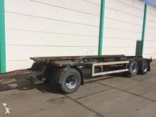 remorque GS Meppel 3 assige container aanhangwagen