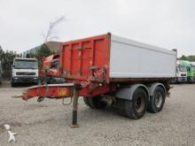 remorque Kel-Berg 18 ton 2 axle kipper