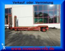 remolque Langendorf 2 Achs Tieflader Anhänger