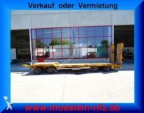 rimorchio trasporto macchinari Goldhofer