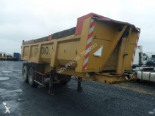 remorque Trailor Steel tipper semi-trailer