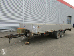 n/a heavy equipment transport trailer