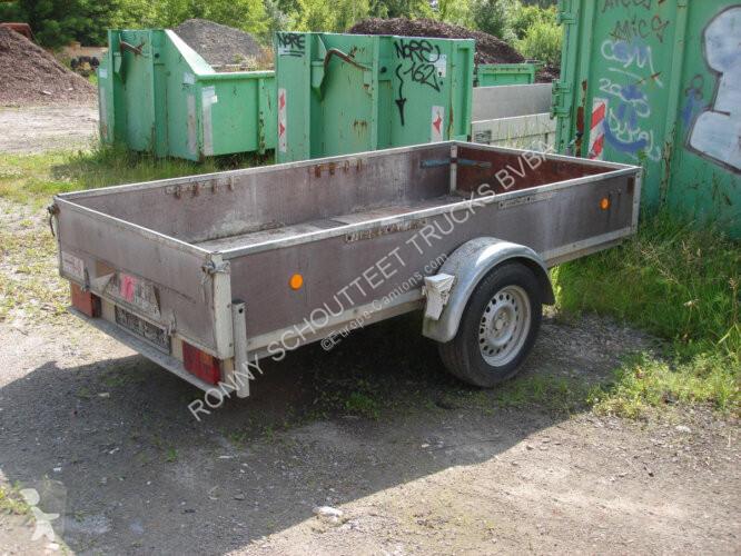 Voir les photos Remorque nc Anh Pritsche TREBBINER FAHRZEUGWERK, 1.500 kg