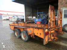 n/a heavy equipment transport trailer