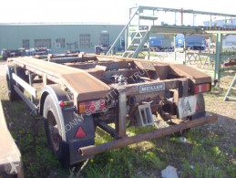 HKM hook lift trailer