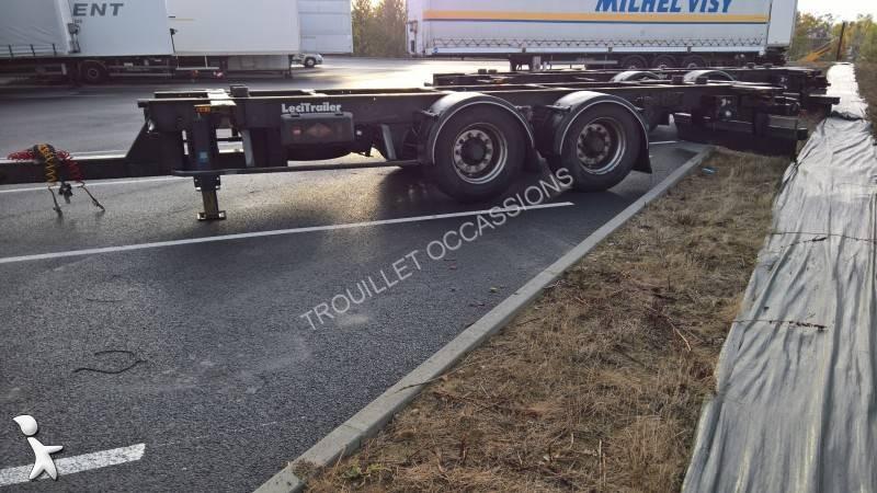 Vedere le foto Rimorchio Lecitrailer Porte caisse mobile