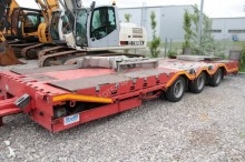 remolque Royen 3 AXLE TRAILER LOW LOADER ROYEN RW 3 C 4 VERY LOW ONLY 57 CM