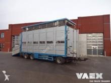 przyczepa do transportu zwierząt używana