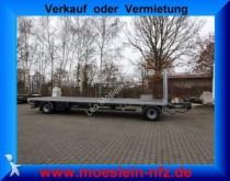 remolque Moeslein 2 Achs Plato Anhänger, 8,60 m Ladefläche, Neufa
