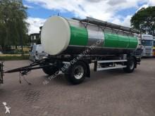 remorque Burg Holvrieka 17.000 liter milk milch