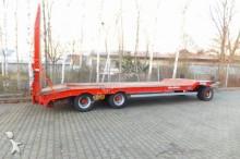 przyczepa do transportu sprzętów ciężkich używana