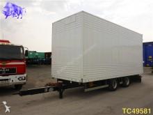 remorque Samro Container Transport