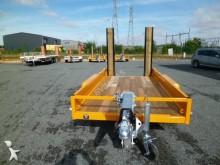 przyczepa do transportu sprzętów ciężkich nowe