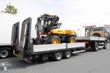 rimorchio Schmitz Cargobull 2 AXLE PLATFORM TRAILER ACORD 6 m